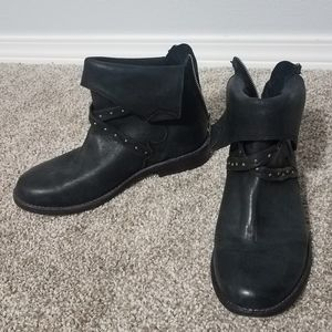 Free People black boot size 36 (6 US)